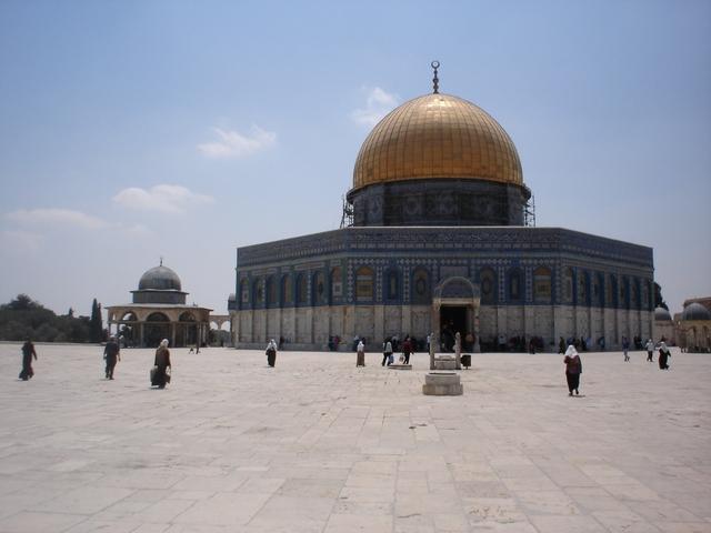 Palestína – Pamiatky a zaujímavosti