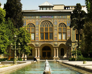 Golestánsky palác, iranreview.org