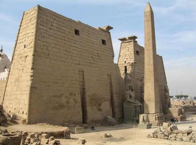 Egypt – Pamiatky a zaujímavosti – Blízky Východ