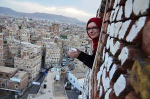 """""""San´á je městem perníkových chaloupek, takovou architekturu nikde jinde na Blízkém východě ani na světě nenajdete."""
